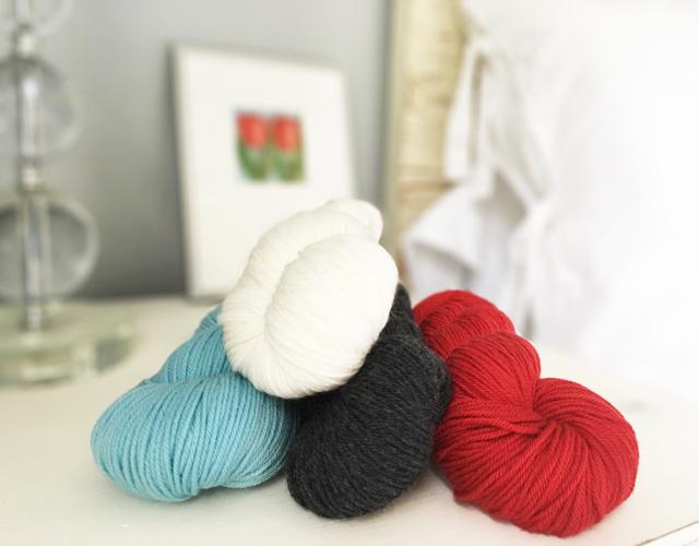 Cloudborn Fibers Yarn | frecklesandpurls.com