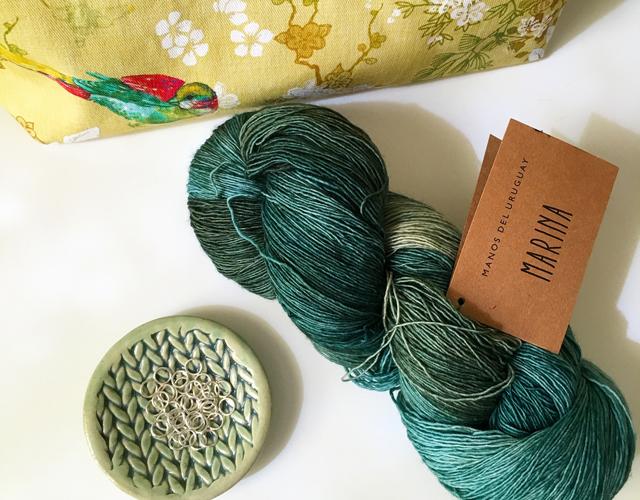 Marina yarn - Manos del Uruguay | frecklesandpurls.com